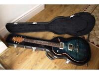 Tom Anderson Bulldog Gibson Les Paul Style Custom