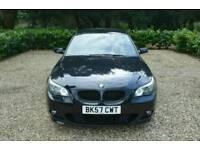 2007 BMW 535D M BLACK AUTO 138K MILES