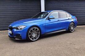 2014 BMW 318D M SPORT M PERFORMANCE KIT F30 FINANCE AVAILABLE