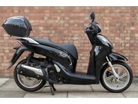 Honda SH300 (16 REG), Immaculate Condition with a lot extra's!!