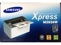 Samsung Xpress M2026W Laser Printer - monochrome, wifi