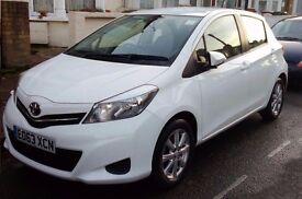 TOYOTA YARIS 1.33 TR VVT-i (2013 63 Plate) - LOW Mileage + Camera - URGENT!!! £7050 ONO - Lady Owner