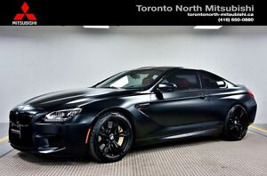 2015 BMW M6 COMPETTITION PACKAGE NO ACCIDENT