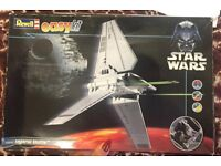 Star Wars Imperial Shuttle - Revell Lego Kit/Build yourself