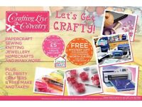 Coventry Crafting Live