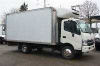 2012 Hino 195 diesel  16 ft refrigerated box