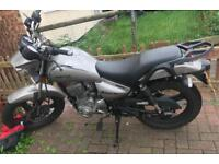 Zontes tiger 125cc 2015 perfect learner