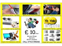 Home & Car Electrical installation and repairs