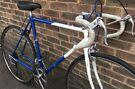 56cm Raleigh Vintage racer road race racing bike bicycle