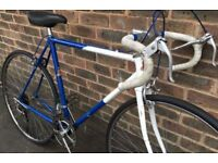 56cm Raleigh Vintage racer road race racing bike bicycle