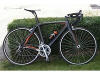 Full carbon road bike