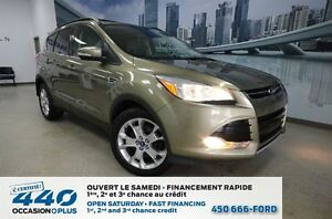 2013 Ford Escape SEL NAVIGATION CUIR
