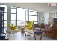 Luxurious One Bedroom Riverside Penthouse Apartment - Canary Wharf E14 3SP - £1,625pcm - Call Now!