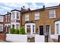 A charming split level two bedroom flat to rent on Dryden Road