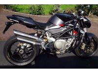MV AGUSTA BRUTALE 910R -LTD Edition bike and Immaculate