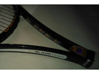 Racket Used By Serena & Venus Wilson KBlade Team