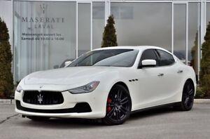 2014 Maserati Ghibli S Q4 ***PRIX REDUIT***