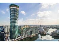 2 bedroom flat in Baltimore Tower, 30 Crossharbour, Canary Wharf