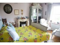 Double room in beautiful flat, 8 mins walk to Stockwell tube. Huge garden downstairs plus a balcony.