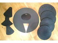 QT Drum Mute Silencer Pads (Full Set)