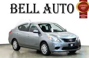 2012 Nissan Versa 1.6 SV BLUETOOTH POWER GROUP HEATED MIRRORS