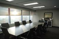 Fully-Furnished Boardrooms - Ready and Waiting For You!