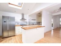 A delightful four bedroom family house to rent on Faraday Road