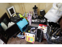 Joblot mixed items carboot job lot.... MORE ITEMS ADDED