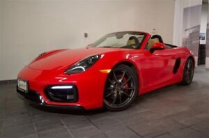 2015 Porsche Boxster GTS | One Owner | Rare | 6spd | Loaded |