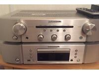 Marantz Amp and CD Player for Sale