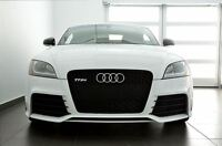 2012 Audi TT RS Coupé Blanc navigation + kits de mags, 82000km