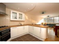 A modern three bedroom flat to rent in Southfields.