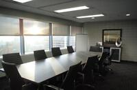 10-Person and 4-Person Boardrooms Available