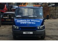 Accident Damaged, Non-Runners & MOT Failures Wanted