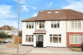 ** Newly refurbished furnished or unfurnished 5 bedroom spacious house for rent**