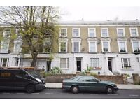 Newly Refurbished 3 bed garden flat on Belsize Road near South Hampstead & Swiss Cottage stations