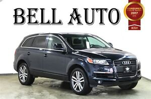 2009 Audi Q7 3.6 7 PASSENGER NAVIGATION PANORAMIC ROOF