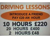 DRIVING LESSON AUTOMATIC & MANUAL