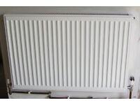 2 900mm x 600 mm radiators