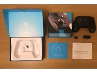 VALVE STEAM CONTROLLER used only 8h perfect conditions original box and content