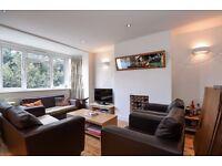 A stunning three double bedroom split-level maisonette to rent on Merton Hall Road