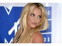 Britney spears gent arena Birmingham