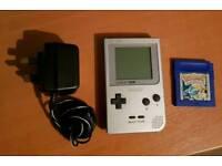 Silver Gameboy Pocket