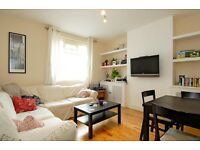 A sizeable three double bedroom ground floor flat located on Fulham Palace Road, SW6