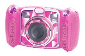 Pink kidizoom camera brand new in box