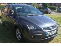 2006 06 Ford Focus 1.6 Zetec Climate FSH 2 keys Hpi clear