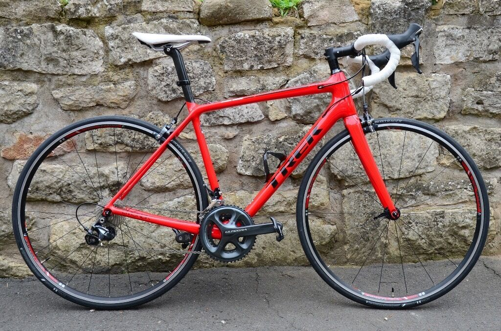 2016 Trek Emonda Sl6 Oclv Carbon Road Racing Bike Ultegra