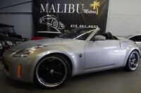 2004 Nissan 350Z Black Top CUSTOM