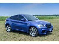 BMW X6M 4.4 M xDrive 5dr 2011 Left hand Drive