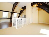 ***STUNNING TWO DOUBLE BEDROOM FLAT WITHIN A CHURCH. WITH COMMUNAL GARDEN. Blackroof House SW5***